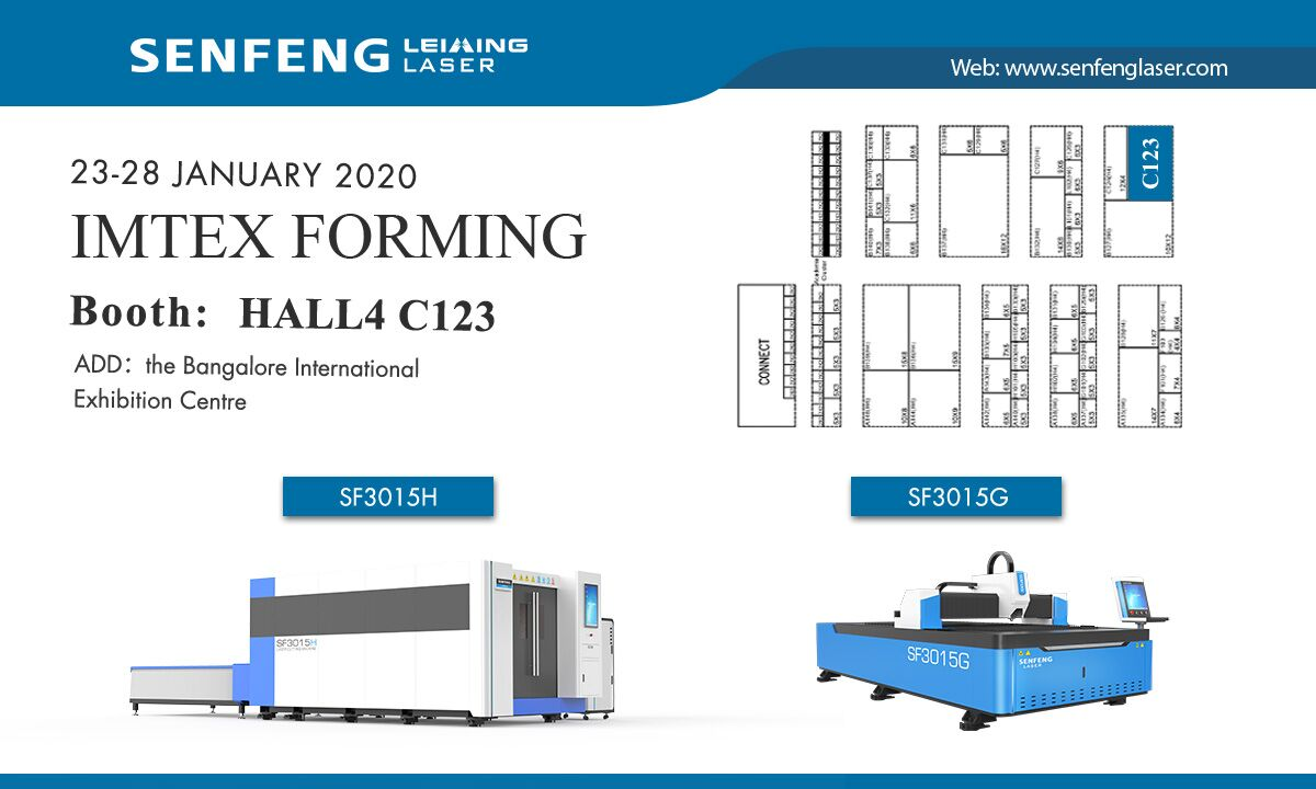 IMTEX 2020-SENFENG LEIMING LASER