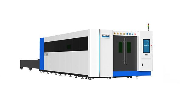 """Automatic Tracing-edge"" Technology of Sheet Metal Fiber Laser Cutter"