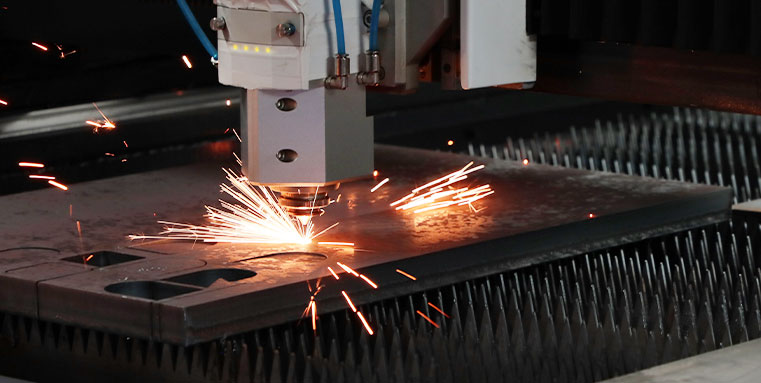 How to judge whether the speed of metal laser cutting machine is appropriate?
